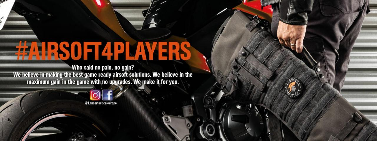 Airsoft for Players