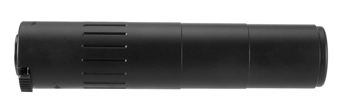 A68686-2 QD Steel suppressor + M4 flash hider black - A68686