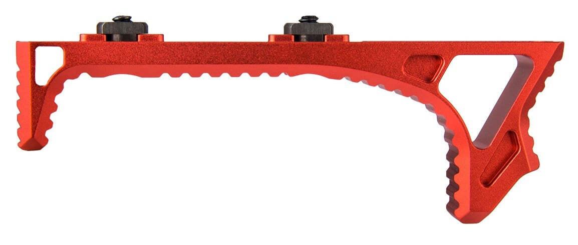 A68748-2 Grip Skeleton Speed Aluminium M-LOK / Keymod Rouge - A68748