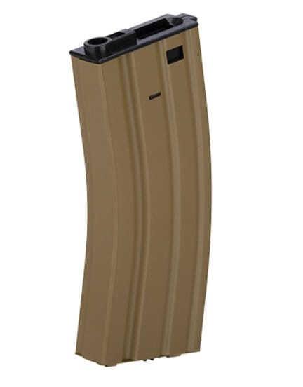 CLK9010 Hi-cap 300 rounds metal mag black - CLK9011