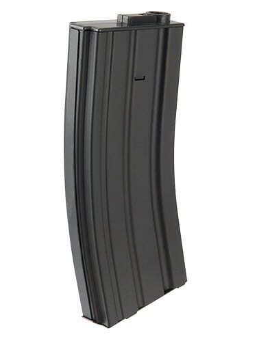 CLK9012 Mid-cap 120 rounds metal mag - CLK9012