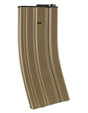 CLK9013-1 Mid-cap 120 rounds metal mag - CLK9012