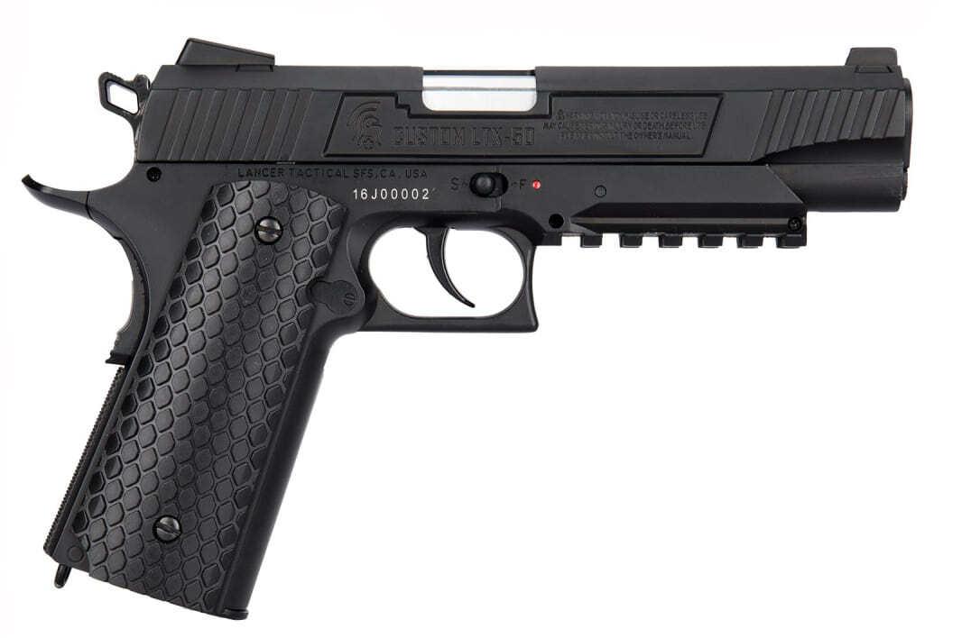 PG9000-1 Full metal Pistol Co2 LTX-50 Blowback 1,5J - PG9000