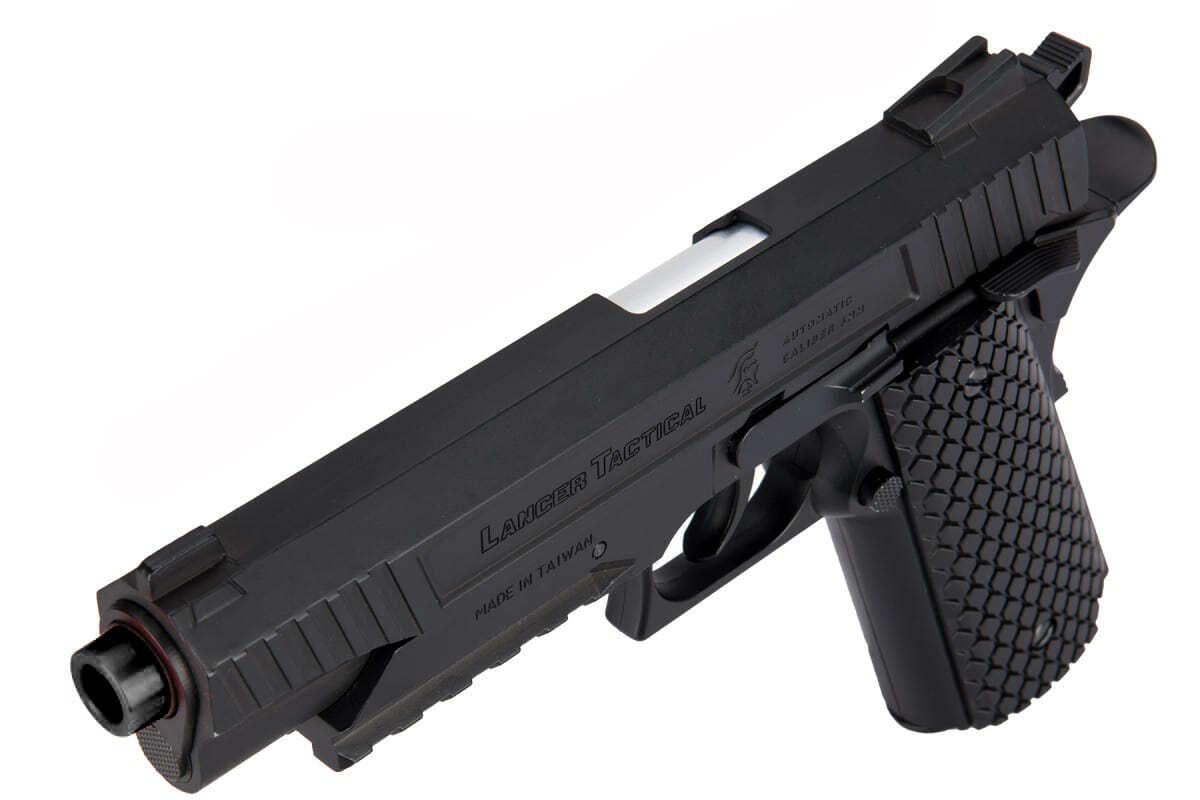 PG9000-2 Full metal Pistol Co2 LTX-50 Blowback 1,5J - PG9000