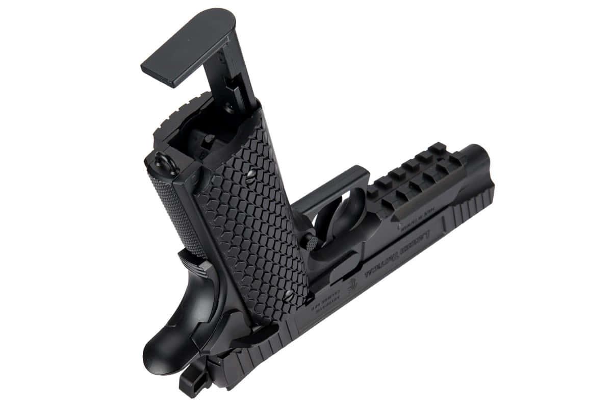PG9000-3 Full metal Pistol Co2 LTX-50 Blowback 1,5J - PG9000