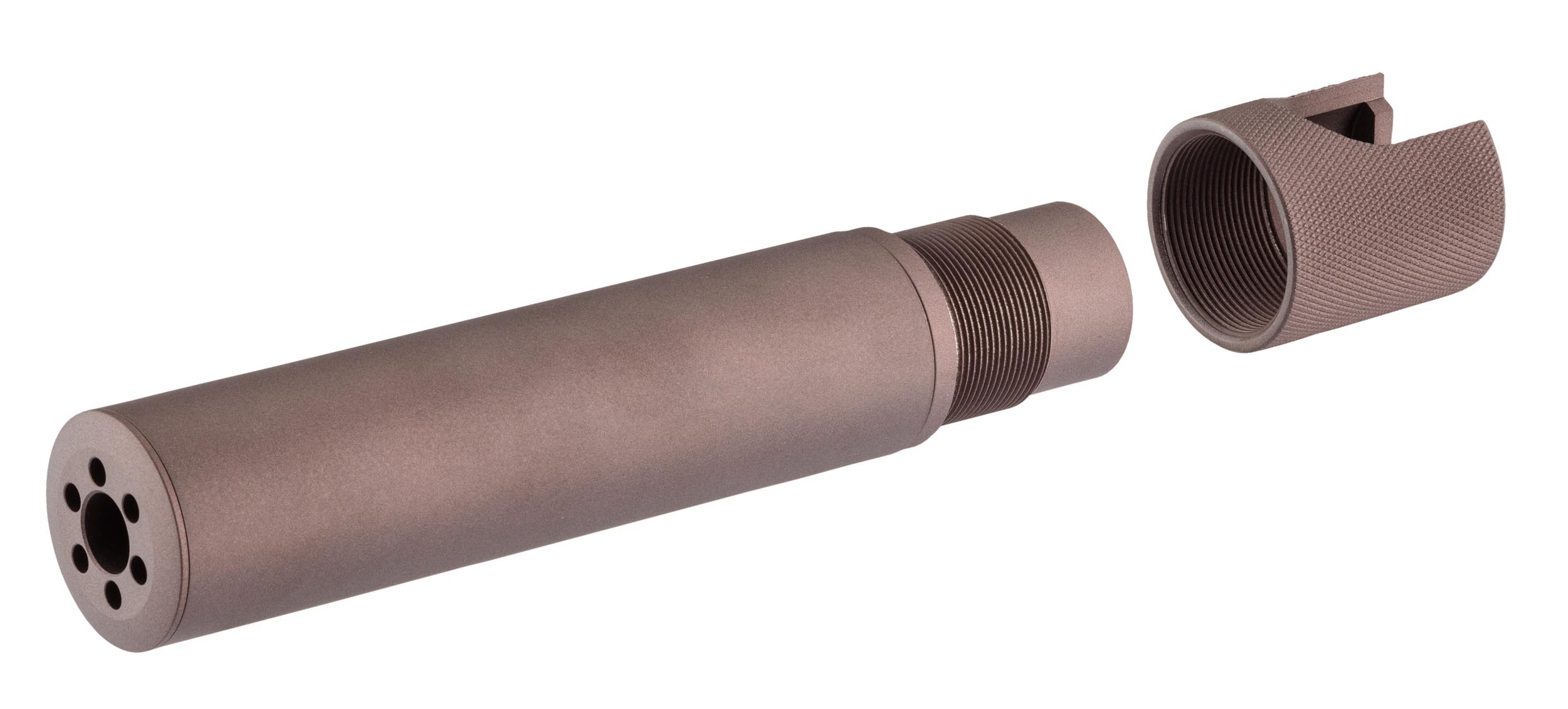 PU02003-1 Gap Style QD Silencer FDE - PU02003