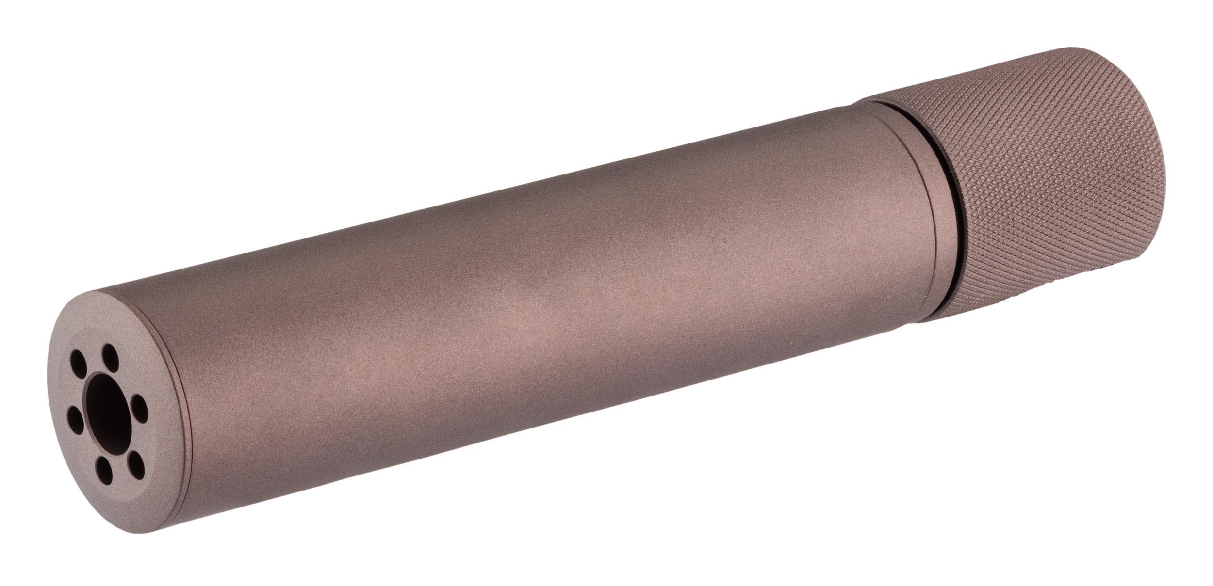 PU02003-4 Gap Style QD Silencer FDE - PU02003
